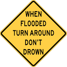don't drown